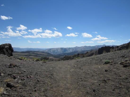 First ridge
