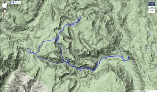 conejos map