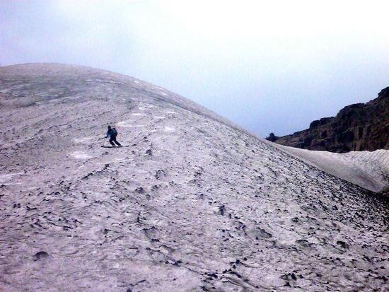 Andrews Glacier Courtesty Neptune Mountaineering Aug 2012