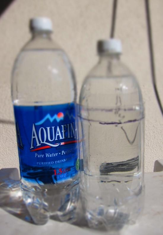 Cut Aquafina 2