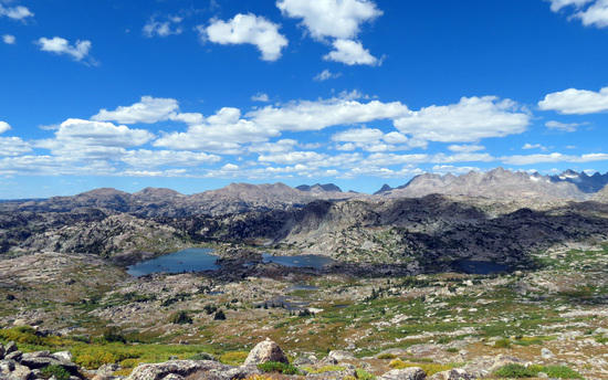 Lester Pass View