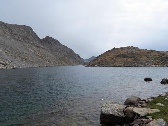 Mistake Lake