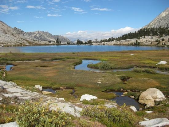 Lower Mills Creek Lake
