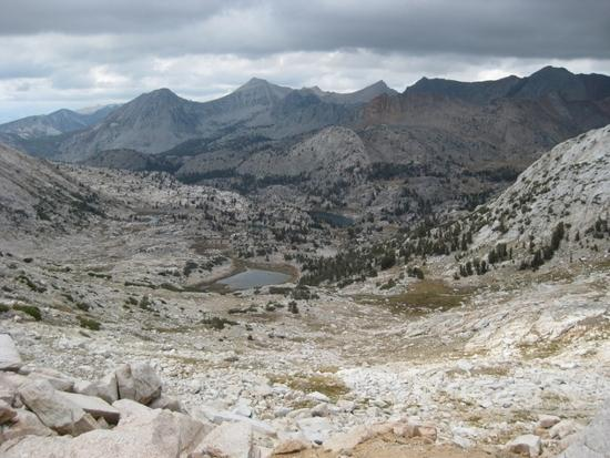 View from Shout-of-Relief Pass