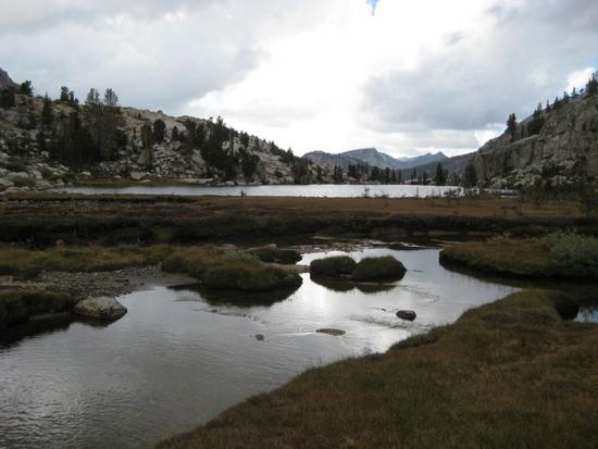 Izaak Walton Lake