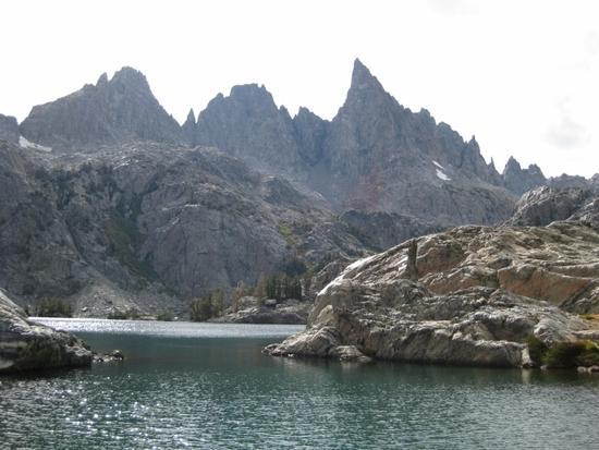 Minaret Lakes