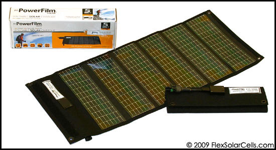 Power Film 12V 5W Solar Panel