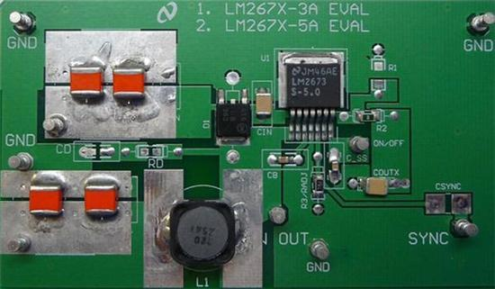 LM2675-5.0EVAL