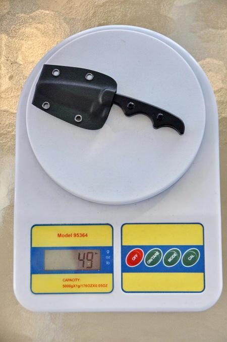 Big 5 ten dollar knife B1