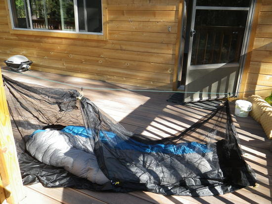 YAMA Bug Shelter 3