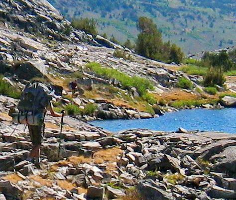 Kelty Yukon 2900, Boy Scout, High Sierra