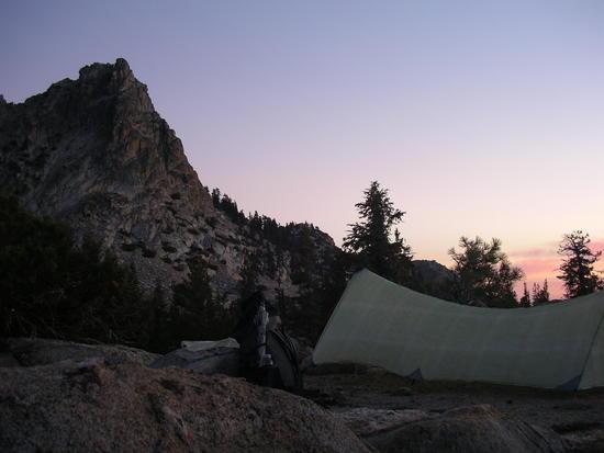 MLD Patrol at Bear Valley Lake N. Yosemite Wilderness