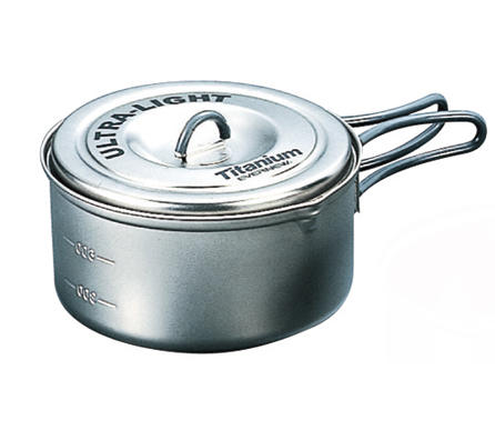 Evernew .9L Ultralight NO non stick pot