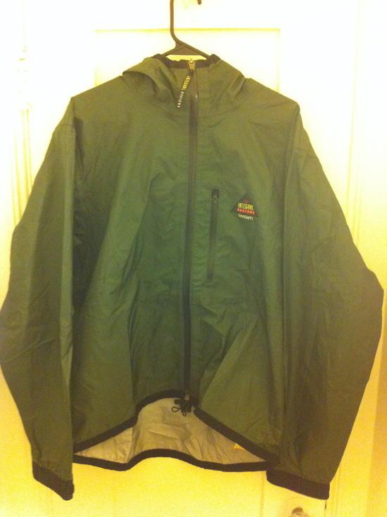 i. d. rain jacket