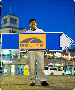 GoLite marketing