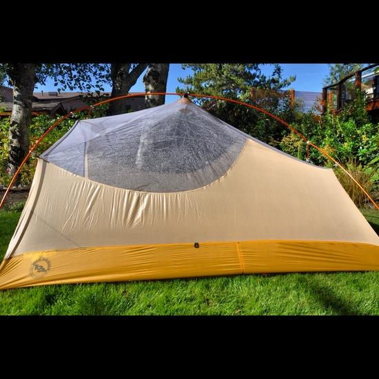 Big Agnes Fly Creek ul3 4