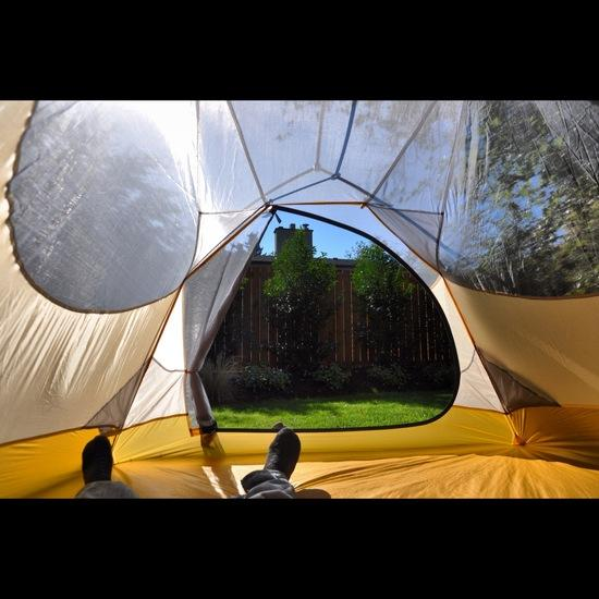 Big Agnes Fly Creek ul3 8