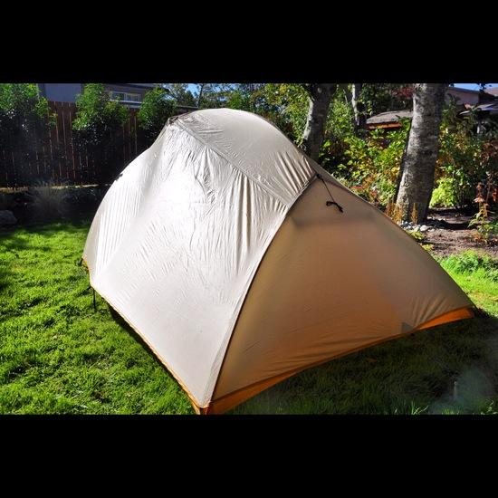 Big Agnes Fly Creek ul3 12