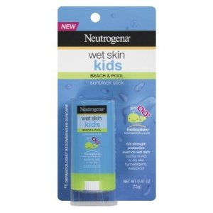Neutrogena Wet Skin Kids SPF#70 Stick 0.47 oz.