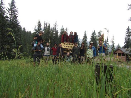 panchuela campground
