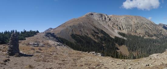 Chimayous Peak