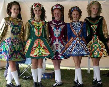 Irish colours