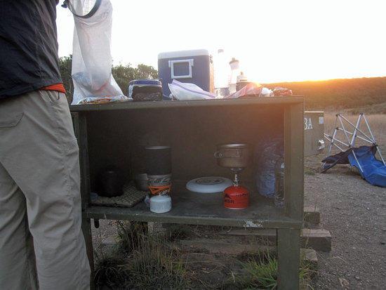 Sunset Coastal Dinning