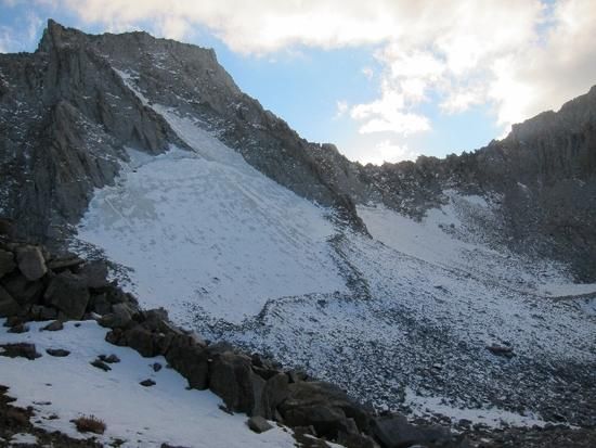 darwin glacier