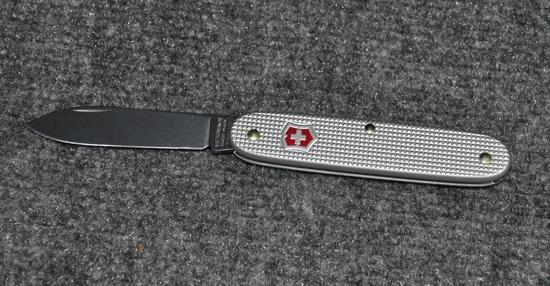Victorinox Solo Folding Pocket Knife Backpacking Light