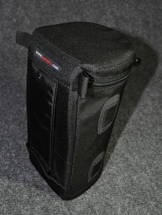 Lowepro #2 lens case