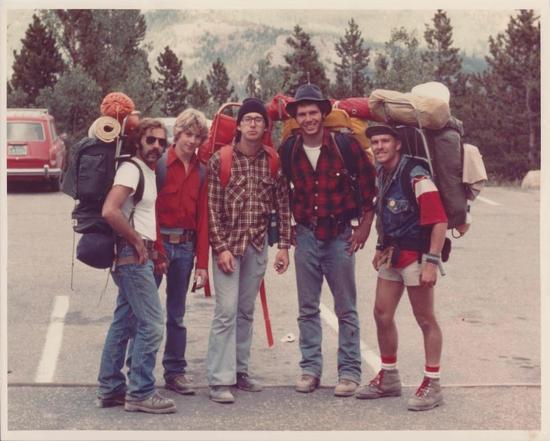 1977 Longs Peak Colorado