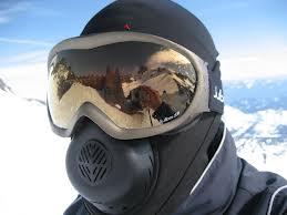 Cold Avenger Pro mask