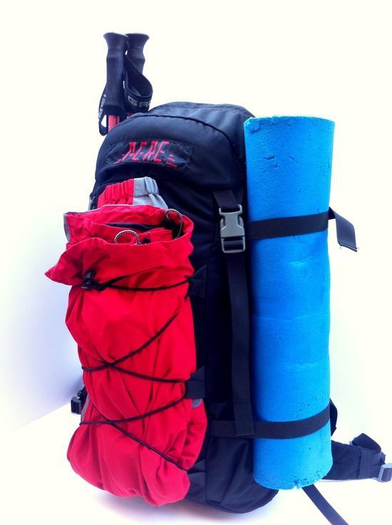 35 liter pack