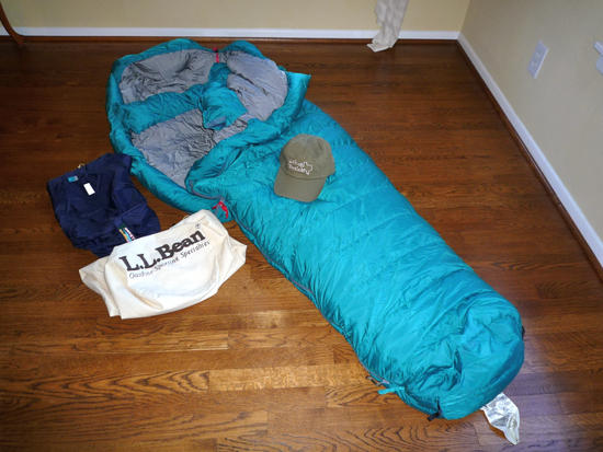 L.L. Bean Zero-Degree Mummy