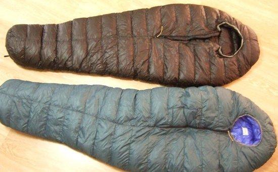 Nunatak two bags