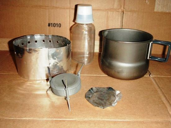 evernew 900 teapot vargo stove