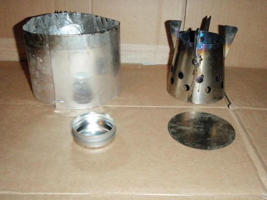 fourdog bushcooker LT1
