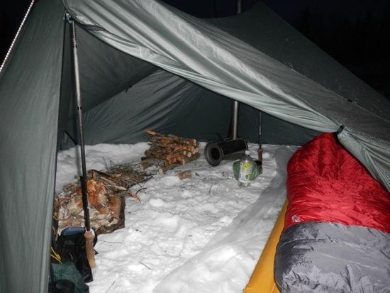Hot Tent 1