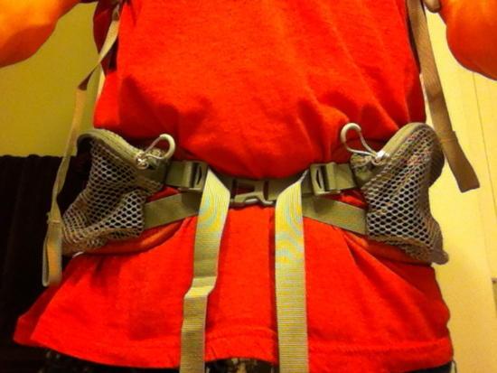 Exos 58 Medium Waist Belt
