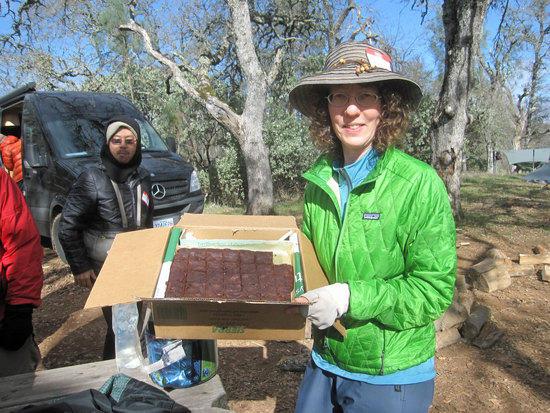 Debbie and Chocolate Goodness