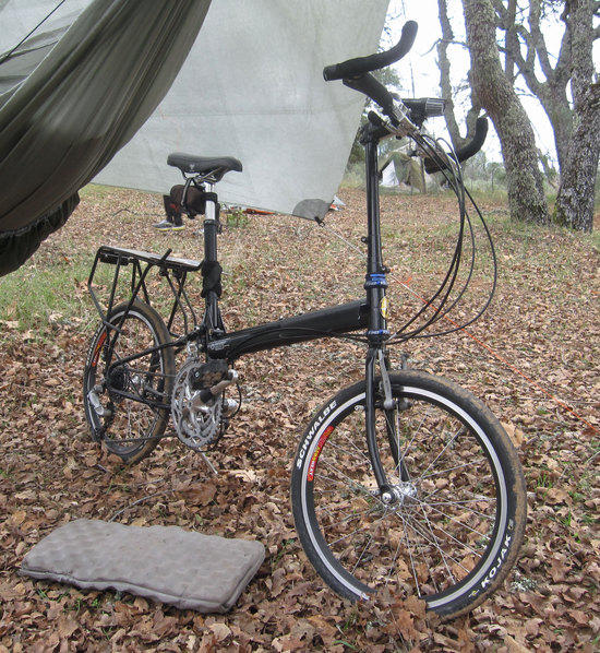 Hammock and Bike 2