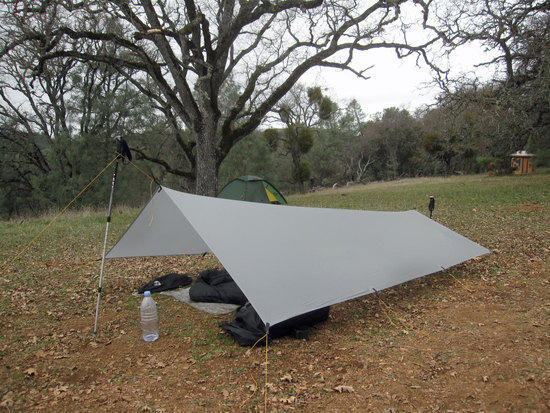 Unknown Silnylon Tarp