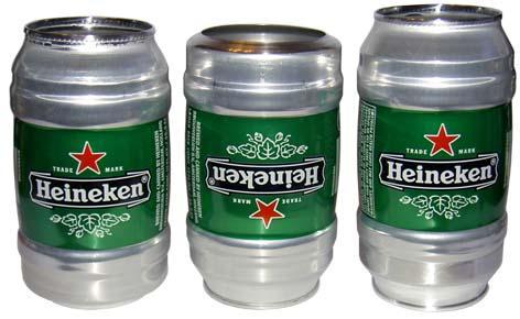 Heineken Can Pots