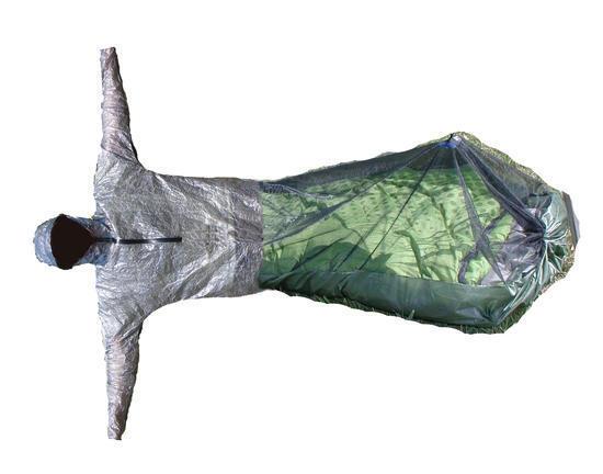 rainjacket bivy
