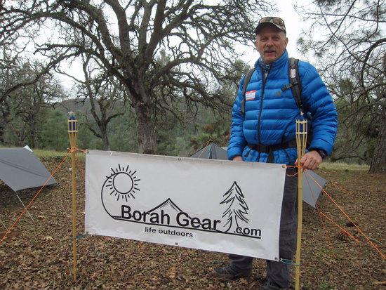 Jack Representing Borah Gear