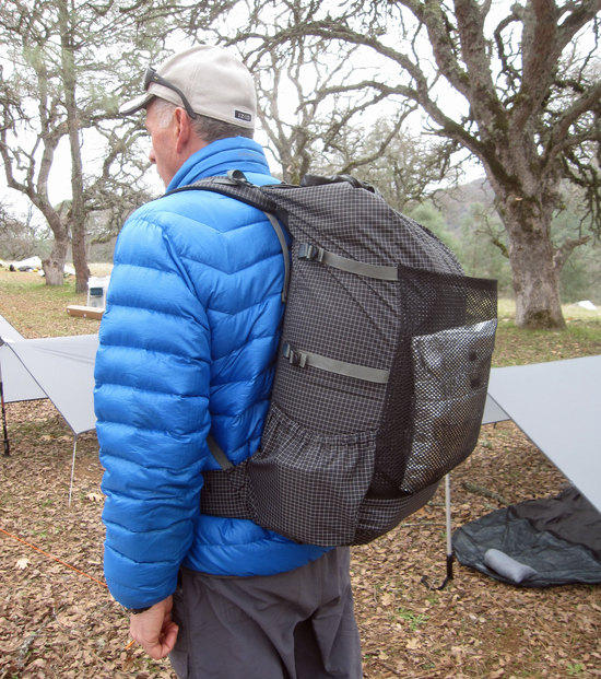 Stealth Backpacking