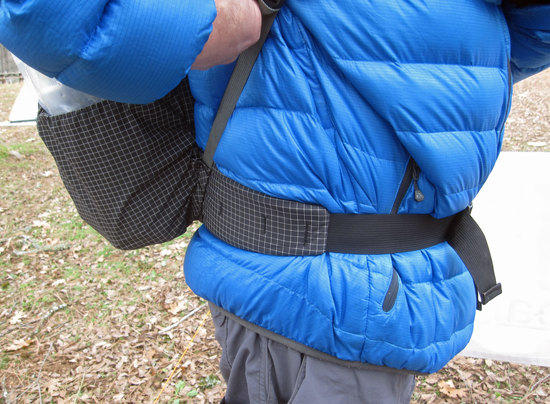 Stealth Backpack Hip Belt