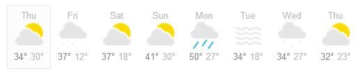 Davis Weather