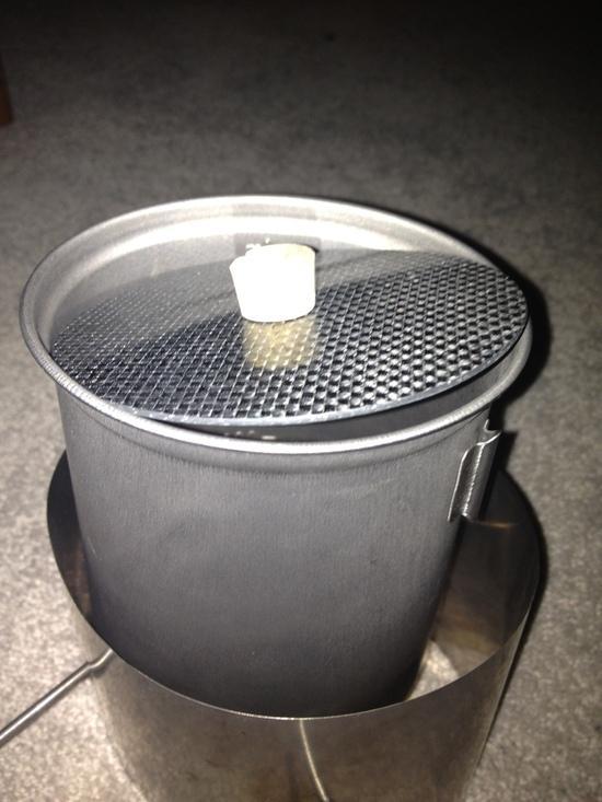 carbon cookset