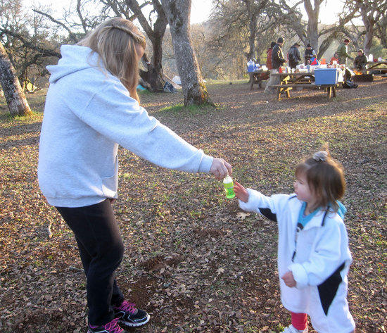 Every Kids Loves of Bottle of Bubbles